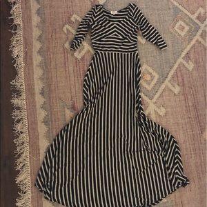 Anthropologie Maxi Dress